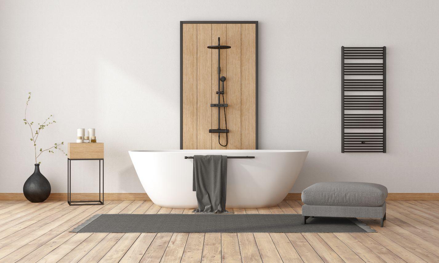 renovete bathroom